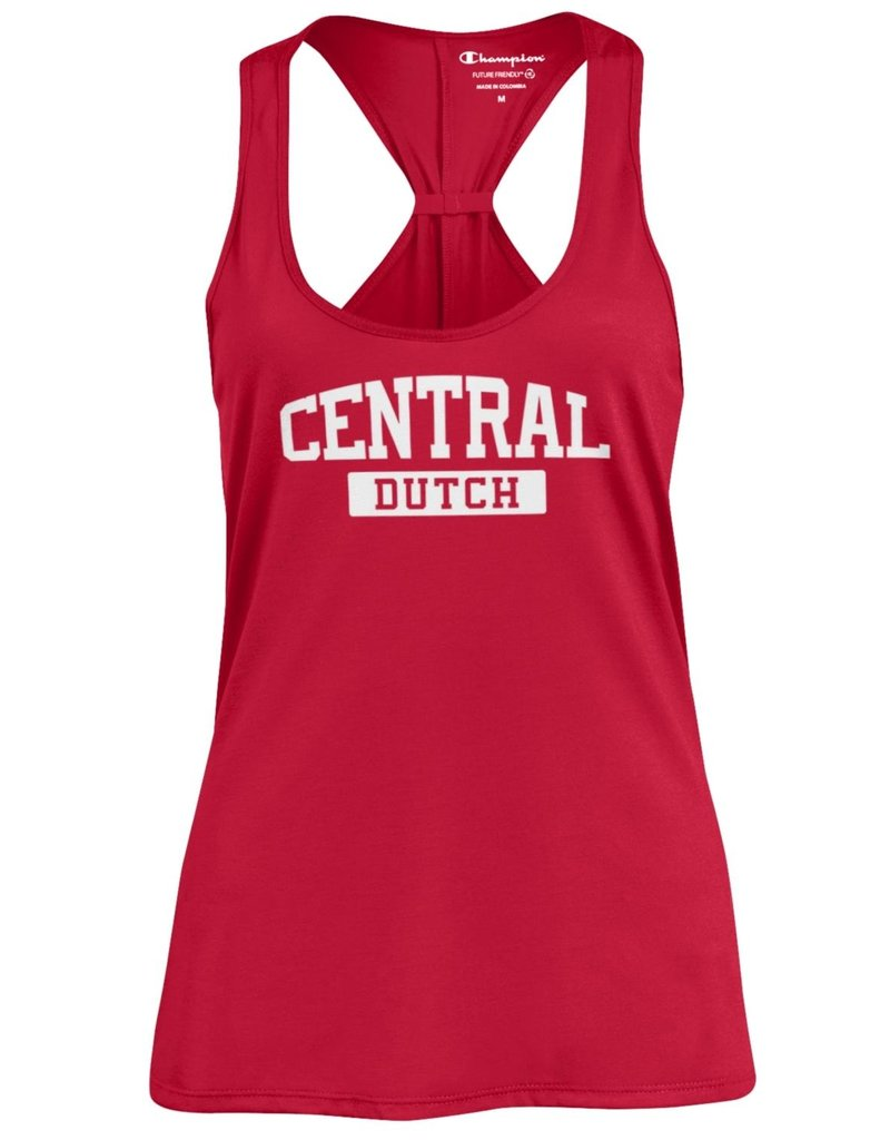 Champion Champion swing tank red
