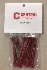 CEN Golf Tee - Central College