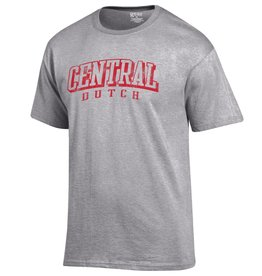 GFS Gear Soft Tee SS Block Central Gray