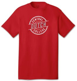College Kids CK Essential Tee SS Red