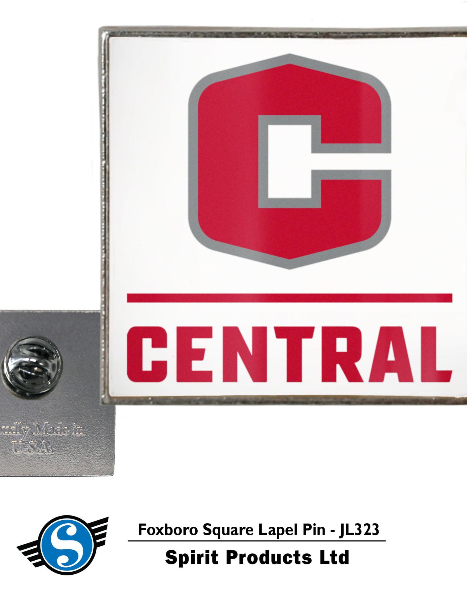 SPIRIT PRODUCTS Spirit Products Lapel Pin C Logo