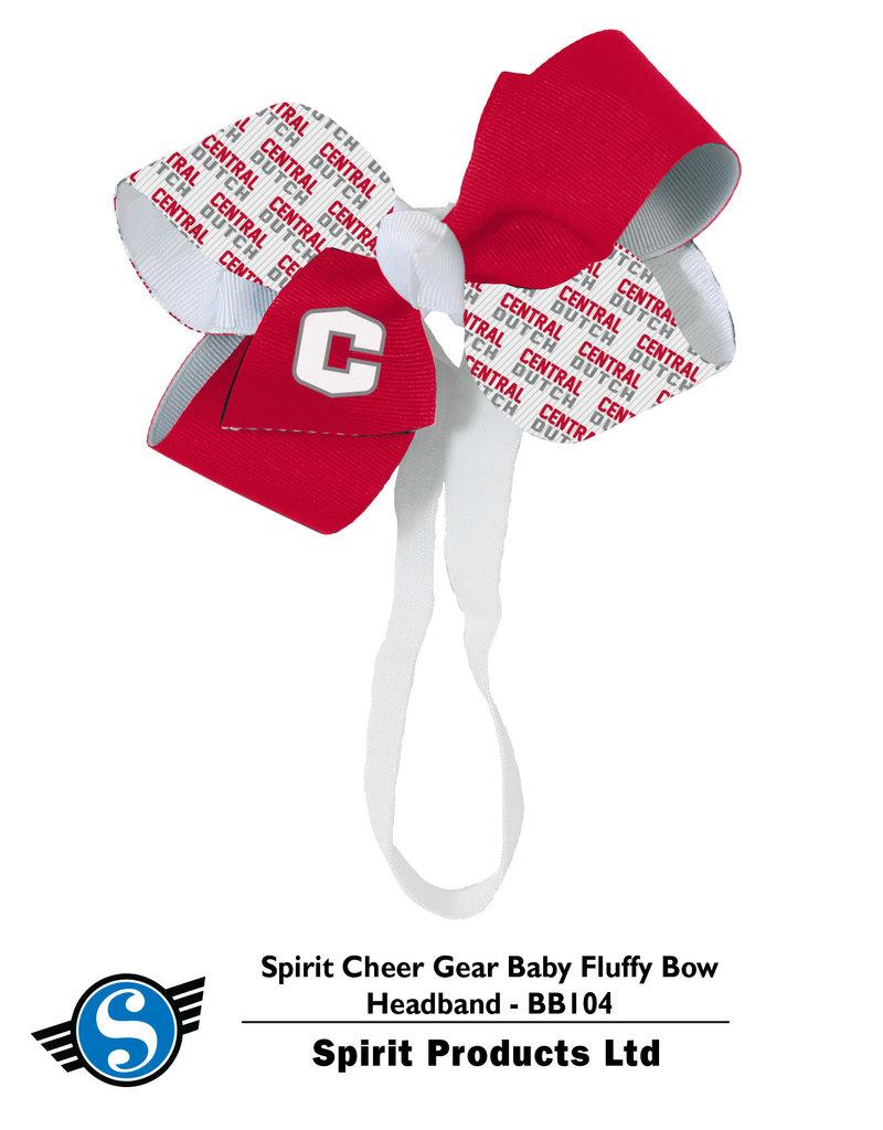 SPIRIT PRODUCTS Spirit Product Cheer Bow Headband