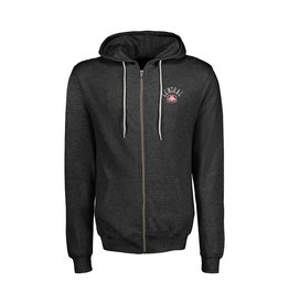 MVSPT MV Sport Fleece Full Zip Charcoal Lion