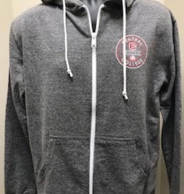 College House College House Ringspun Circle C Lion Full Zip