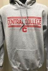 College House College House Central College Double Line Hood