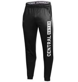 UA UA Jogger Black White CC