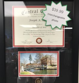 Front Row Collectibles FR Collectibles Diploma Frame