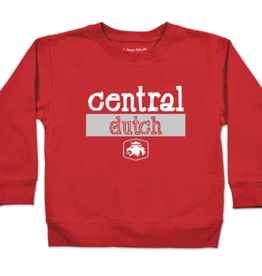 College Kids College Kids Central Dutch Lion Crew Red