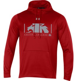UA UA Armour Fleece Half Lion Hood Flawless