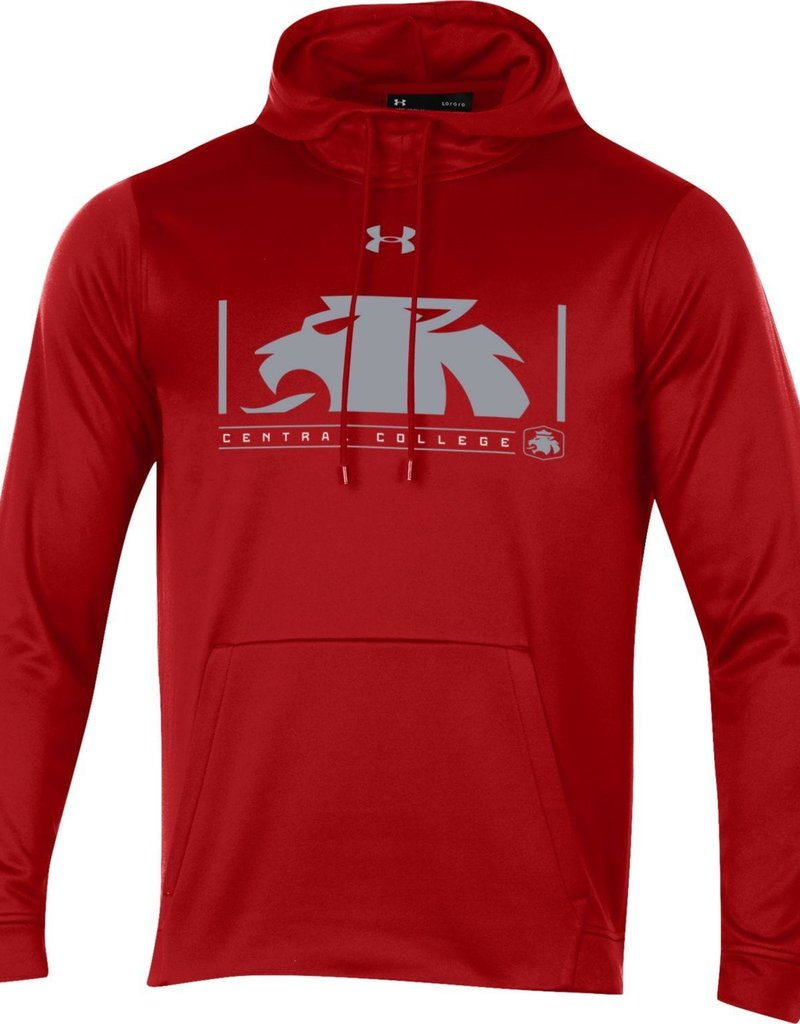 UA UA Armour Fleece Half Lion Hood Flawless