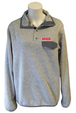 SUMMIT Summit Sweater Snap Gray