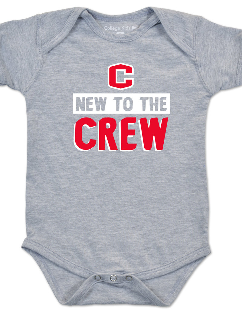 College Kids College Kids New to the Crew Onesie