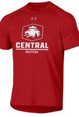 UA UA Tech Tee Lion Logo Flawless