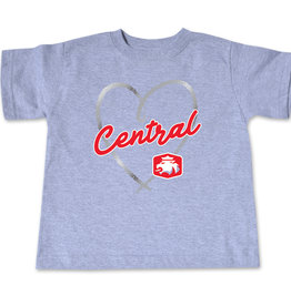 College Kids College Kids Tee Central Heart