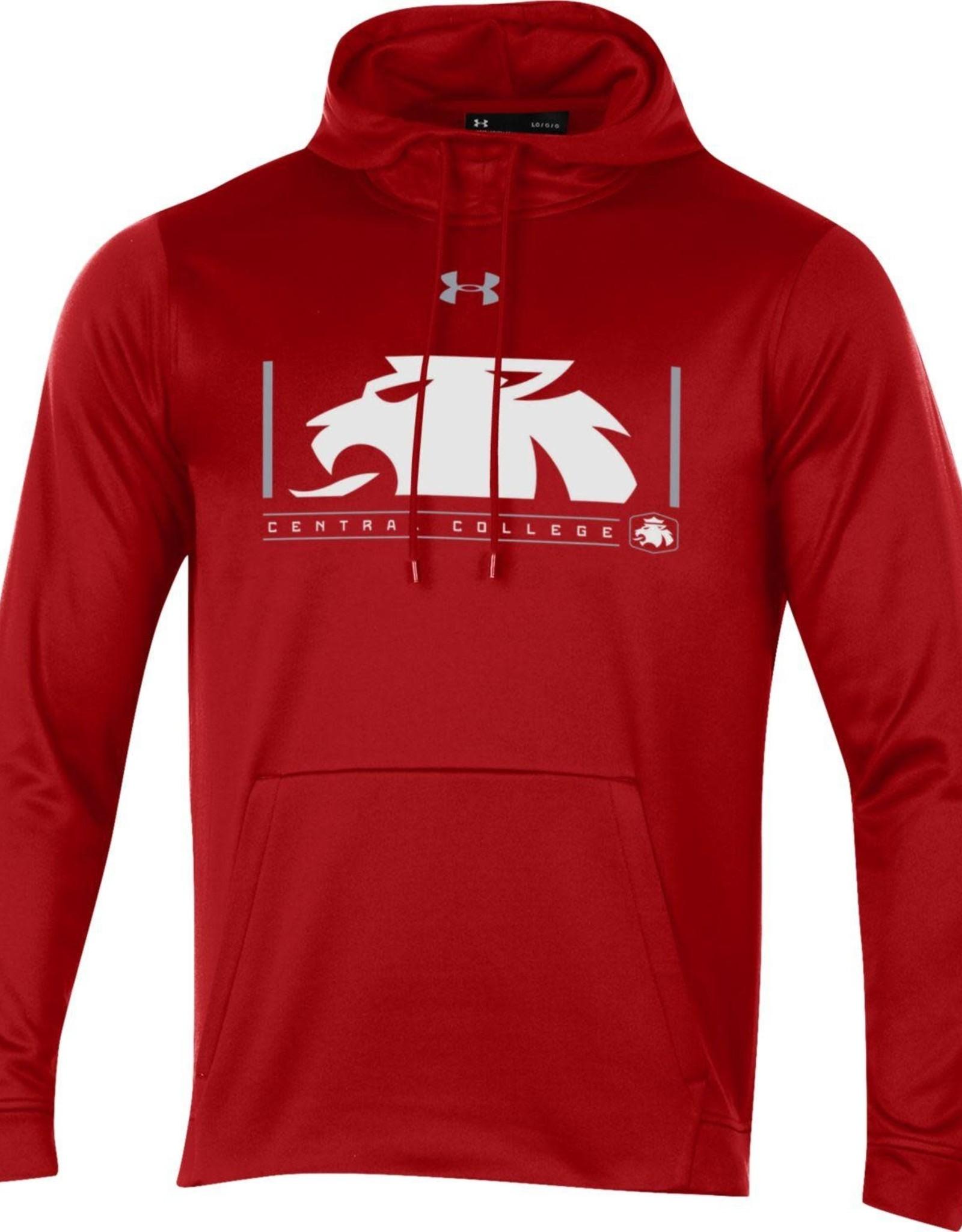 UA UA Armour Fleece 2.0 Half Lion Hood Flawless