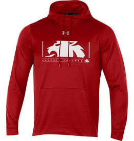 UA UA Armour Fleece 2.0 Half Lion Hood Flawless