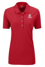 Vantage Vantage Women's Perfect Polo Red