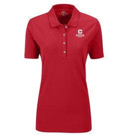 Vantage Vantage Women's Perfect Polo Red