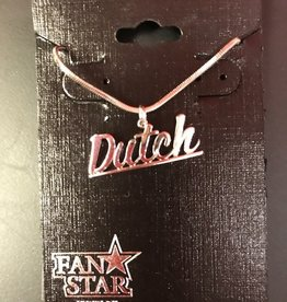 FANST Fanstar Necklace Dutch
