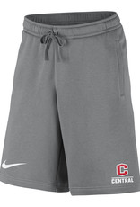 Nike Nike Men's Fleece Shorts Gray