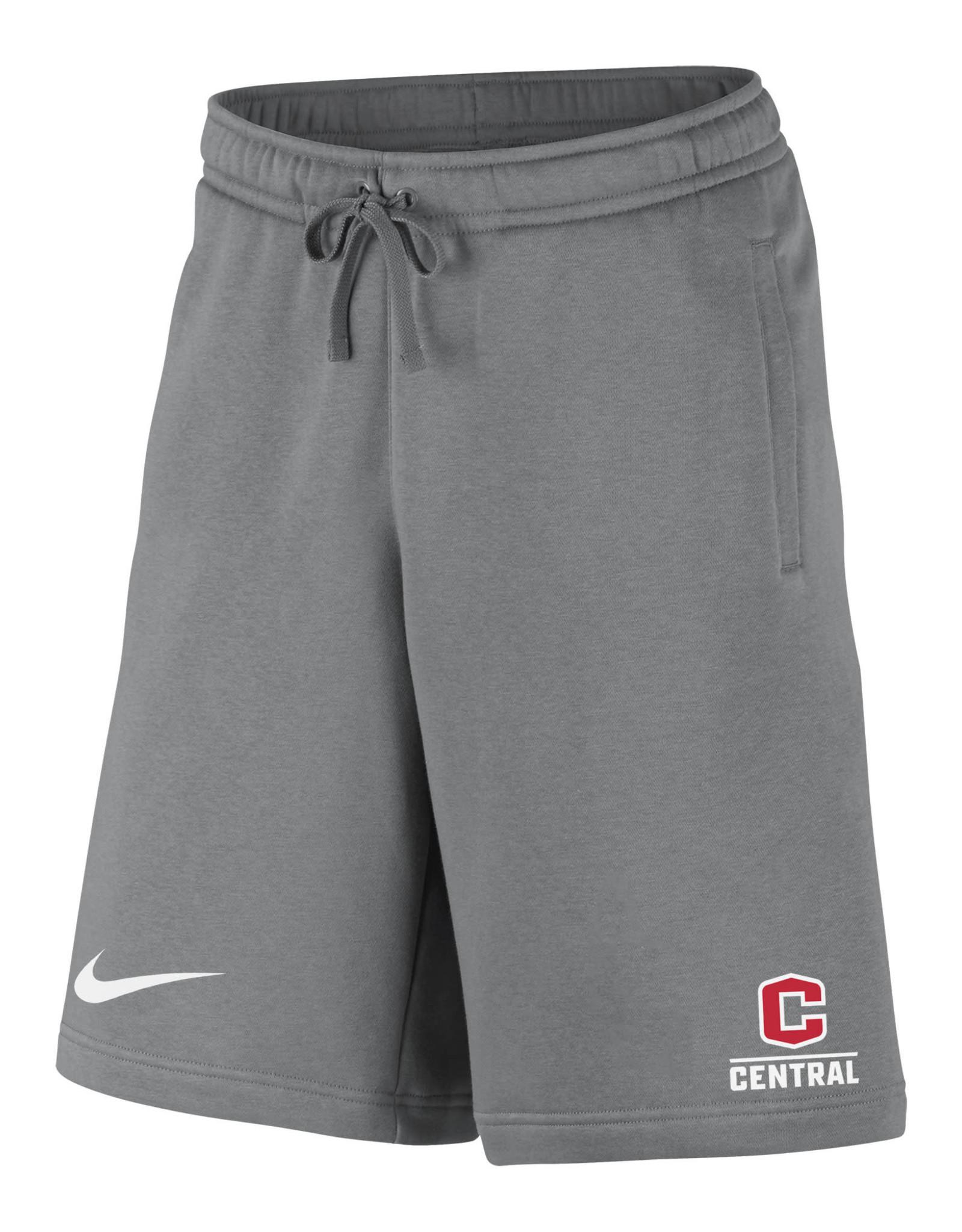 Nike Nike Men's Fleece Shorts Gray