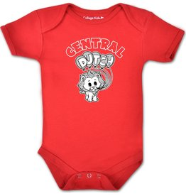 College Kids College Kids Onesie Dutch Balloons Red