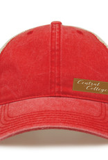 GAME Game Relaxed Red/Stone Patch