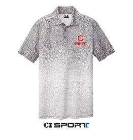 CISPO CI Sport Ombre Polo Black/white