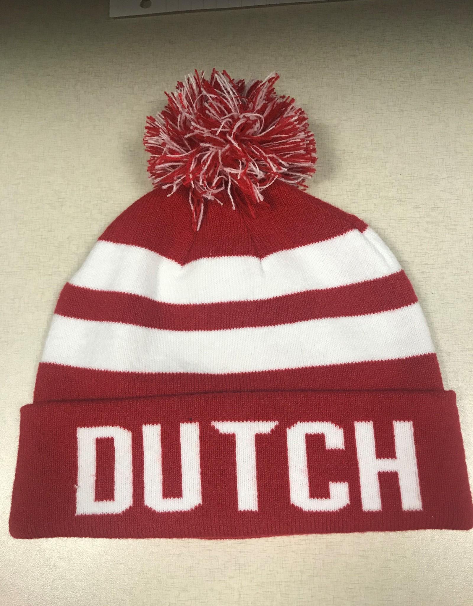 GAME Game G143 Stocking Hat Dutch Stripe