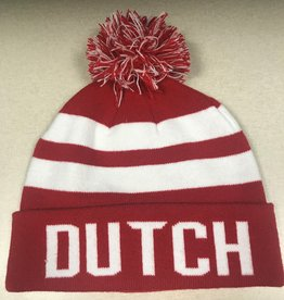 GAME Game G143 Stocking Hat Dutch Stripe