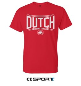 CISPO CI Sport Mesh Dutch Red
