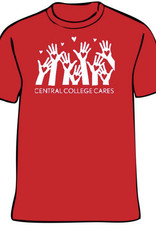 GE GE CC Cares Tee Red SS
