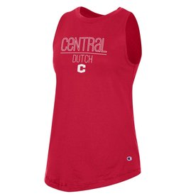 CHAMP Champion University II Tank red
