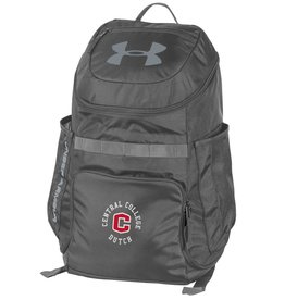 UA UA Undeniable Top Loader Backpack Graphite