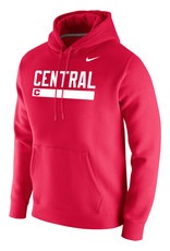 Nike Nike Club Fleece Disc C Hood Red