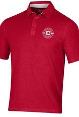 UA UA Charged Cotton Polo Red