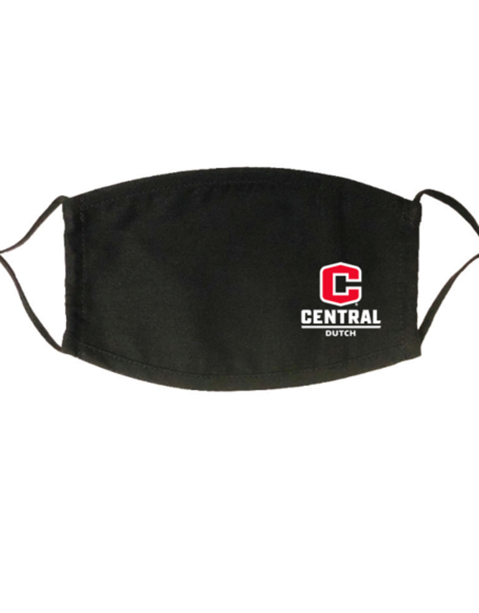 Competitive Edge CE Mask Black with Logo