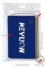 Key Lion Key Lion Zip Lock ID Holder