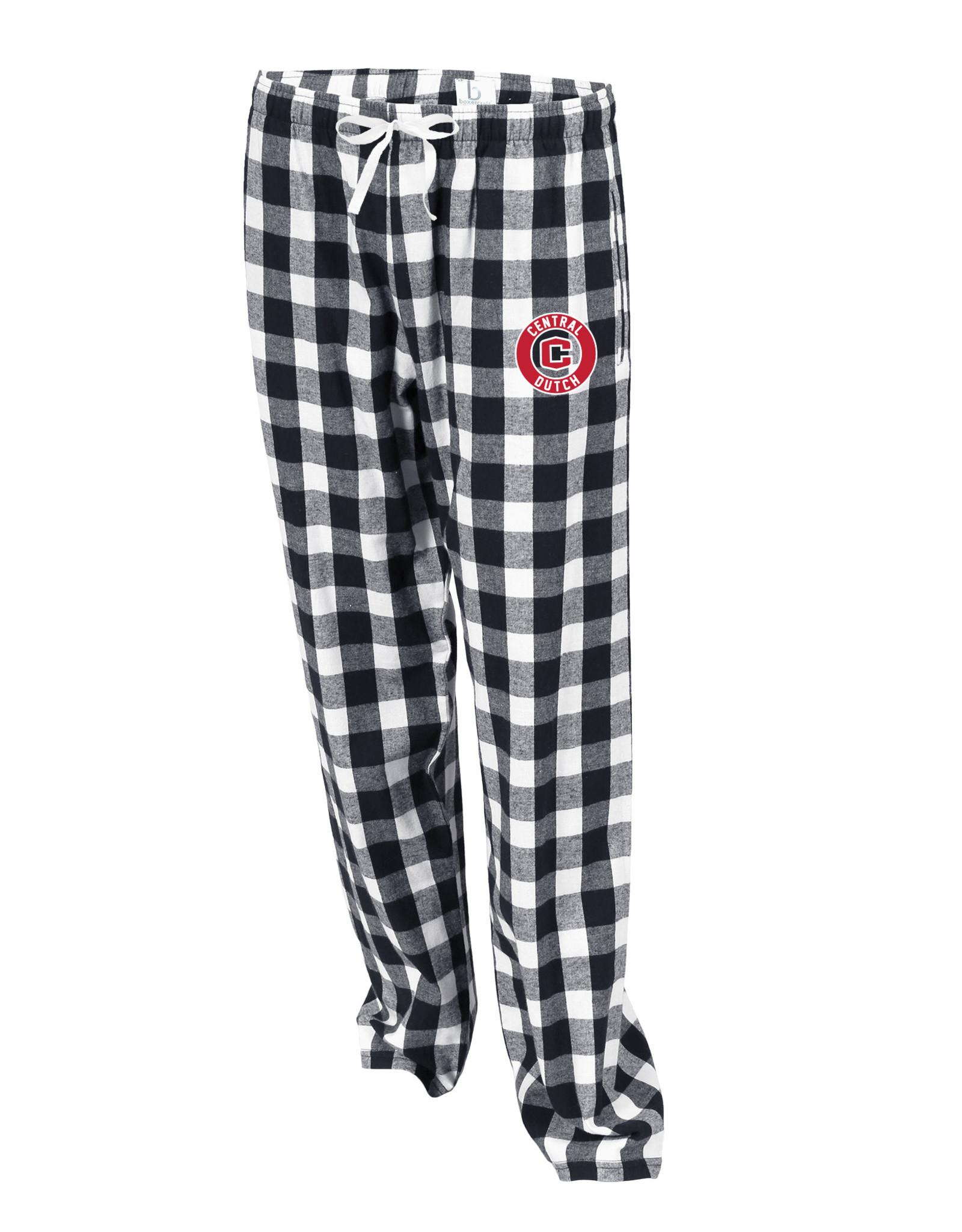 Boxercraft Boxercraft Flannel Pants B/W