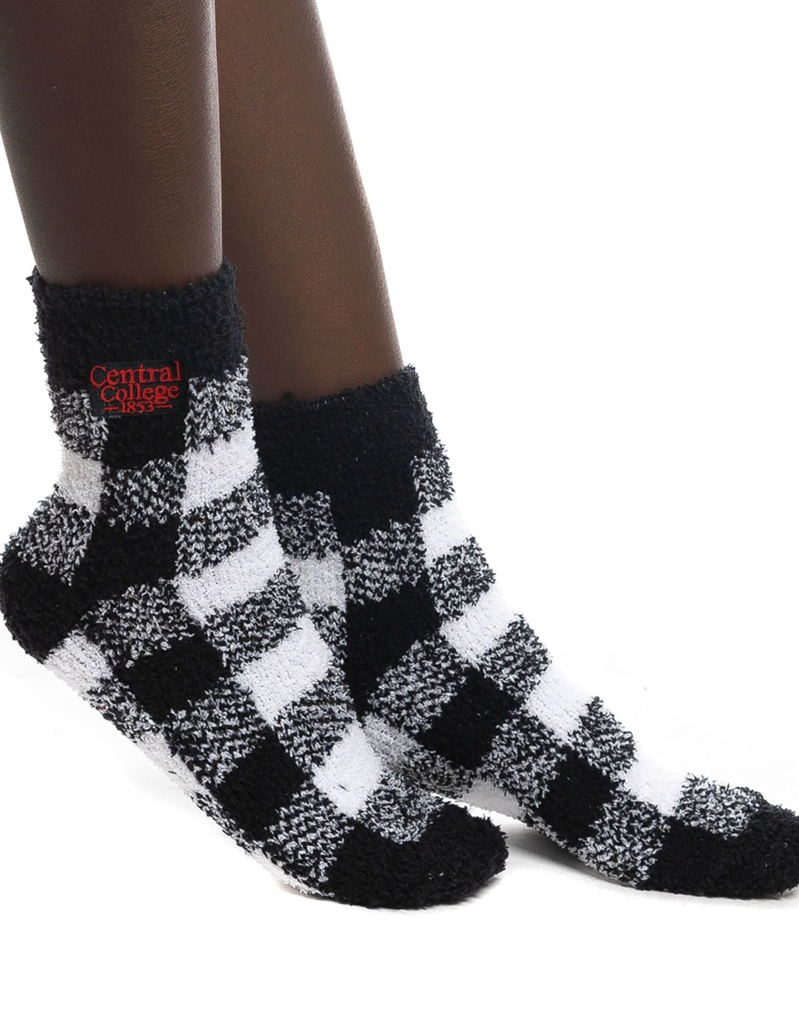 ZooZats ZooZats Buffalo Plaid Sock