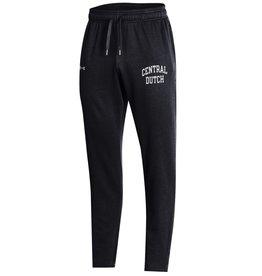 UA UA All Day Open Bottom Pant Black