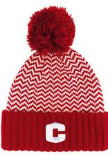 Logofit LogoFit Rachel Chevron Stocking Hat