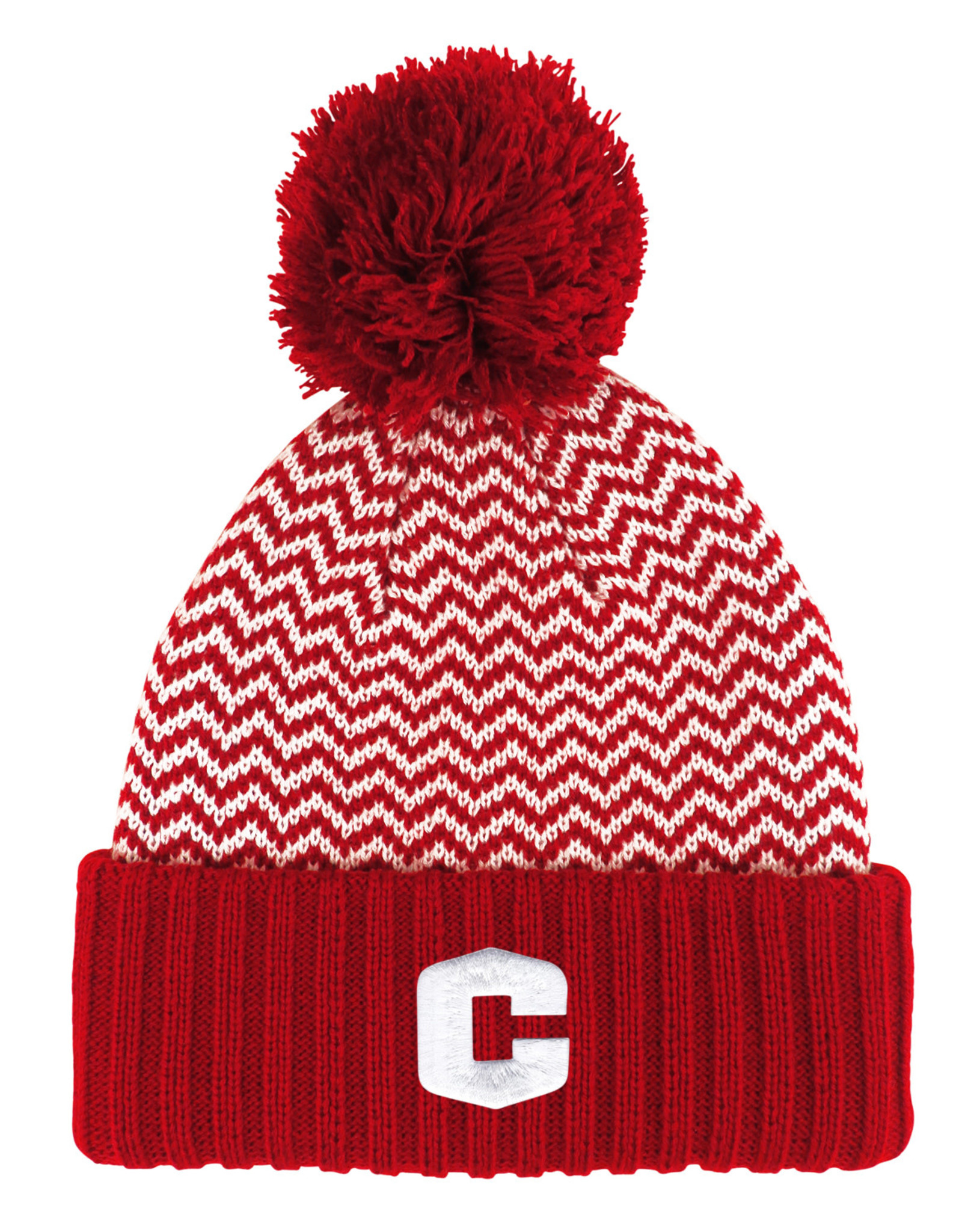 Logofit LogoFit Rachel Chevron Stocking Hat