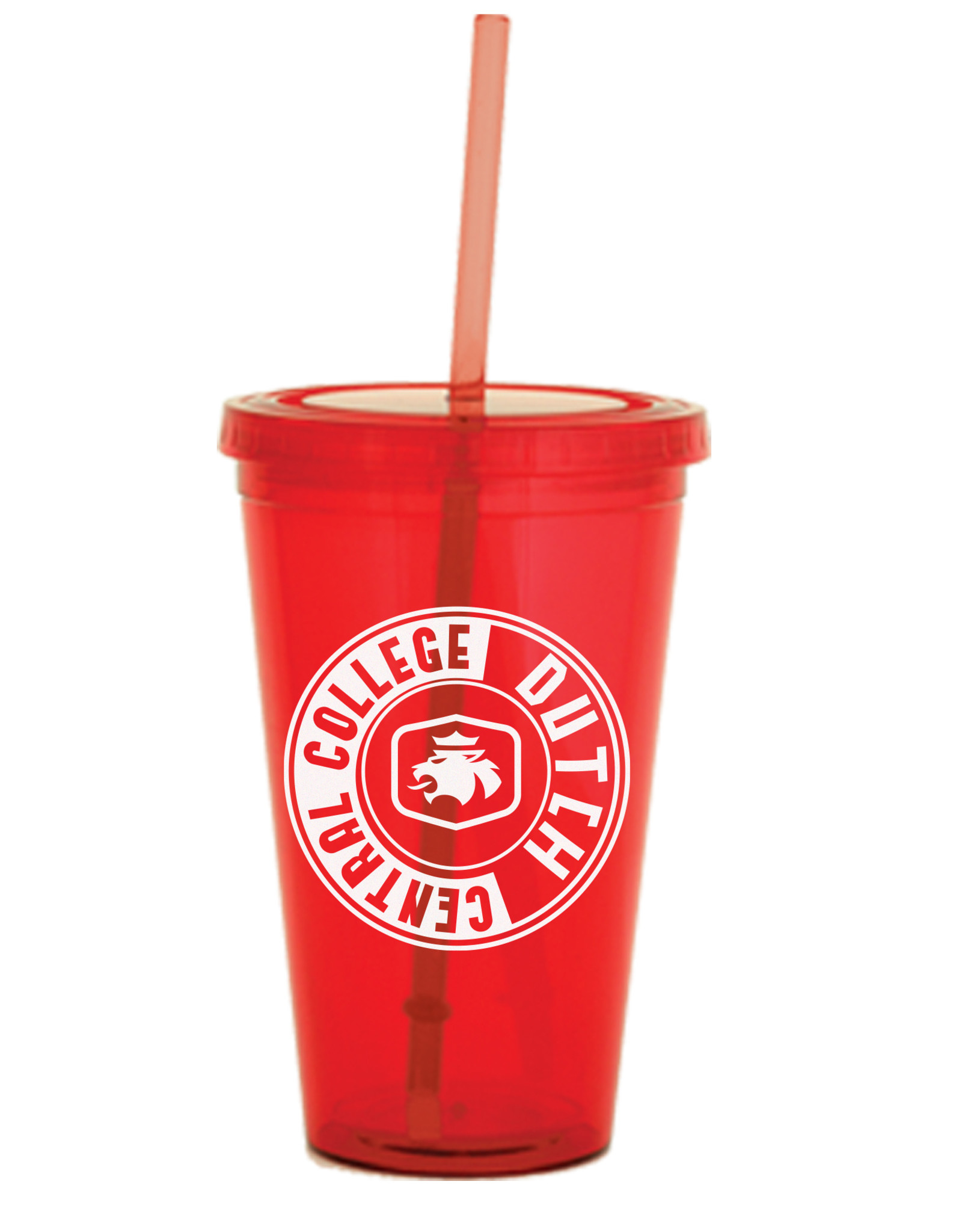 SPIRIT PRODUCTS Spirit Travel Time Tumbler with Straw