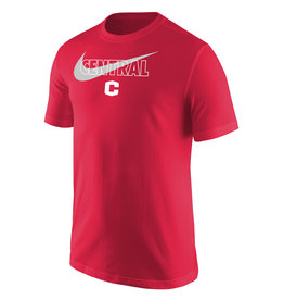 Nike Nike Core Cotton SwooshTee Red