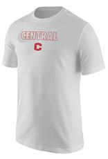 Nike Nike Core Cotton SwooshTee White