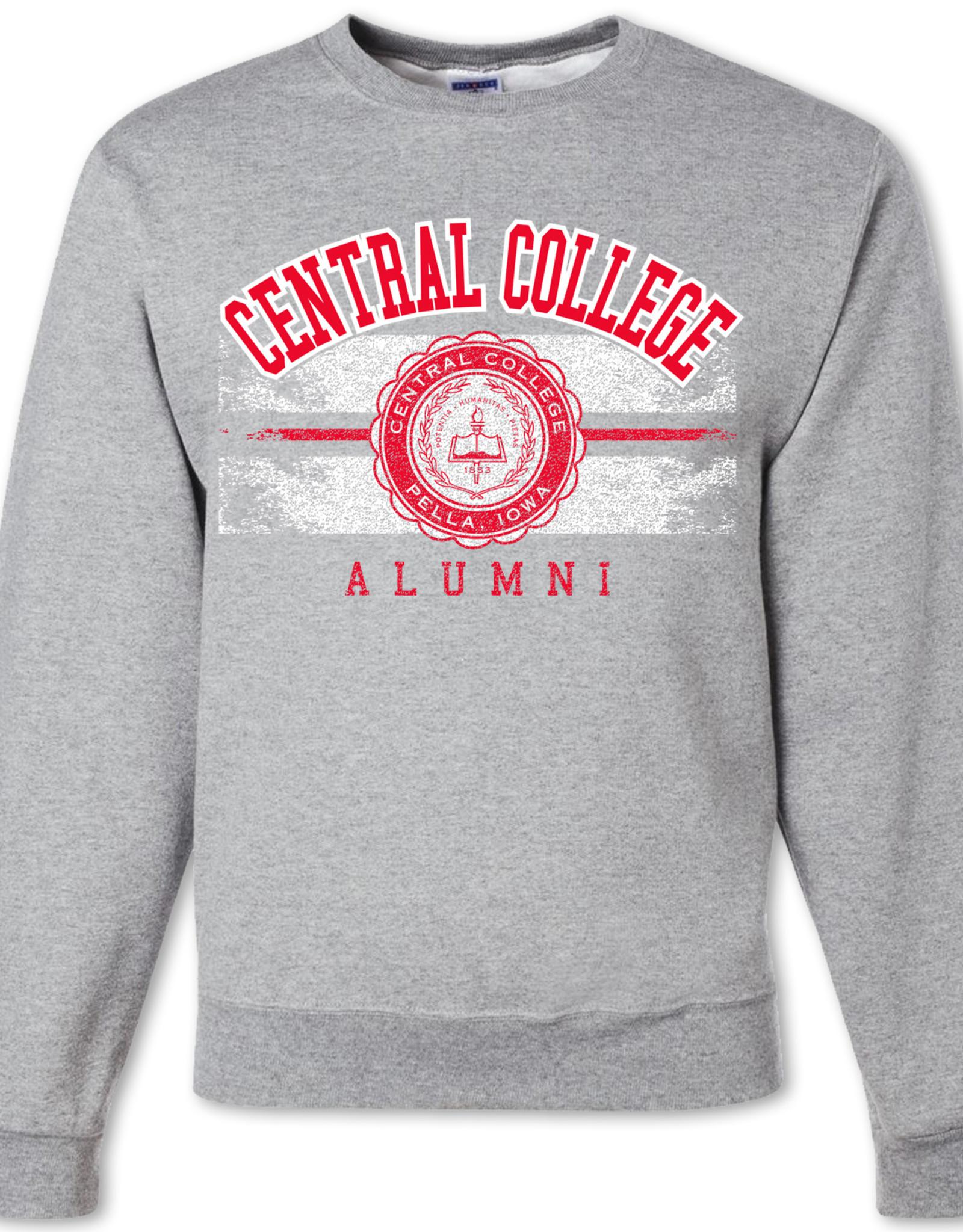 College Kids College Kids Alumni Crew Gray