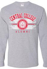 College Kids College Kids LS Alumni Tee Gray