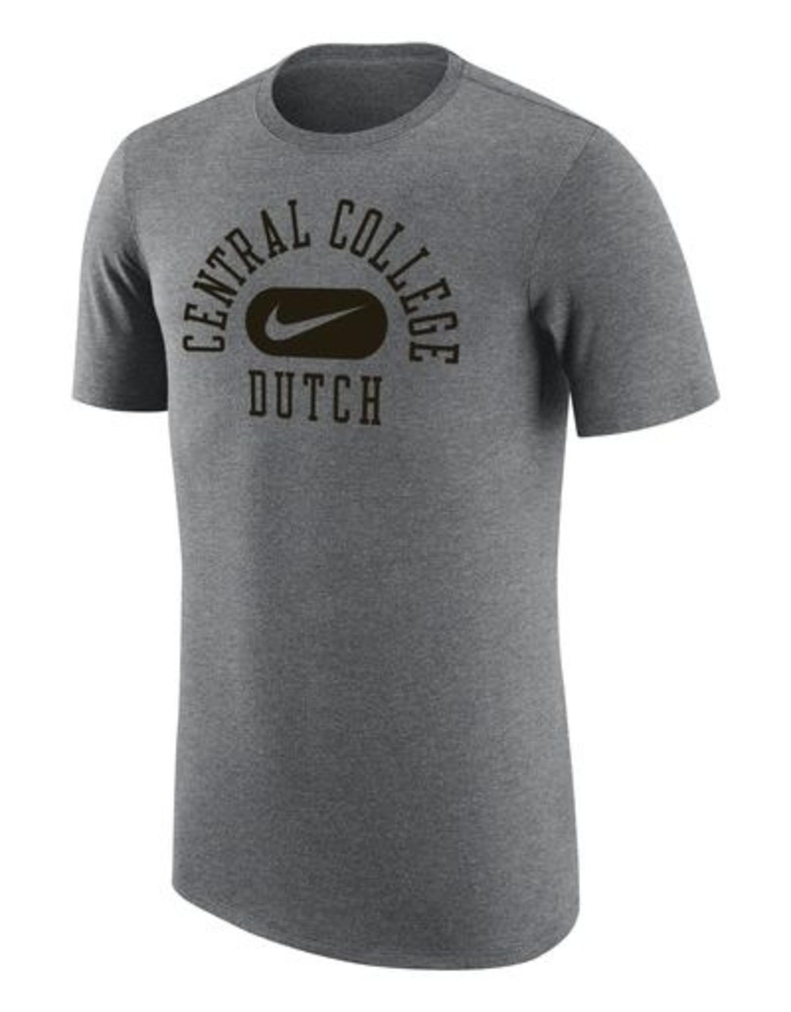 Nike Nike Tri-blend SS Dark Heather Gray