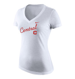 Nike Nike V-neck Women's Tee White